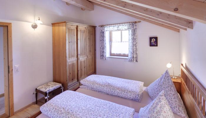 Ferienwohnung Wörle's Bergblick - Schlafzimmer2